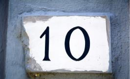 Meaning of the number 10