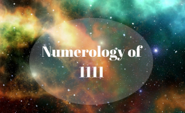 1111 Numerology Meaning