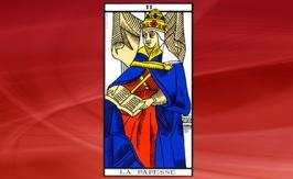 popular cards papess