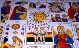 Interpretation of The Sun tarot card