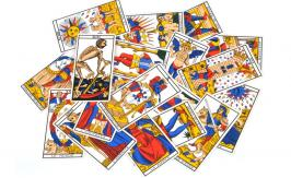 The House of God - Tarot of Marseille